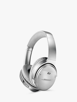 Bose QuietComfort Noise Cancelling QC35 II Over-Ear Wireless Bluetooth NFC Headphones With Mic/Remote & Built-in Google Assistant & Alexa
