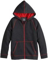Tek Gear Boy's 8-20 Ultrasoft Fleece Full-Zip Hoodie in Regular & Husky