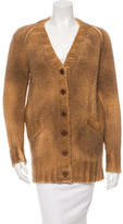 Boy By Band Of Outsiders Oversize Wool-Blend Cardigan