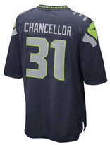 Nike Boys' Kam Chancellor Seattle Seahawks Game Jersey