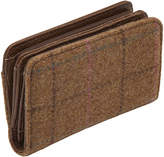 Joules Wyton Tweed Wallet