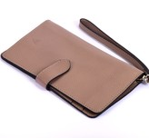 Ita Leather Wallet Nude