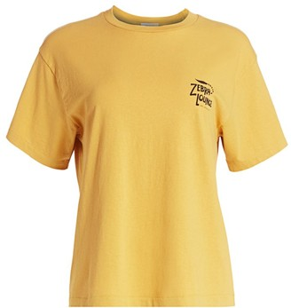 RE/DONE Zebra Lounge T-Shirt