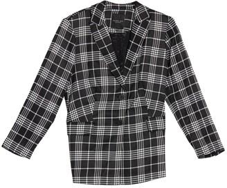 Rachel Roy Collection Plaid Blazer (Plus Size)