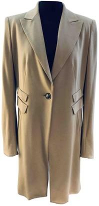 Odeeh Beige Cashmere Coats