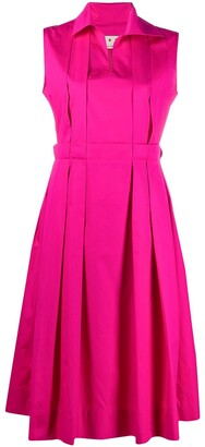 Marni Sleeveless Mid-Length Dress