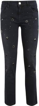 Blugirl Embellish Detailed Jeans