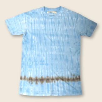 Raquel Allegra Blue Tie Dye Dress - 2