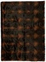 Pottery Barn Teen Faux-Fur Throw, 45&quot x 60&quot, Gray Leopard