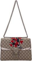 Gucci Brown Large Dionysus Bag