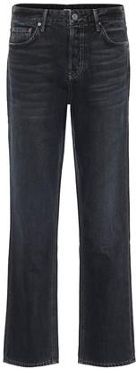 GRLFRND Helena high-rise straight jeans