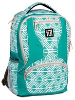 "FUL 17"" Mission Backpack - Teal"