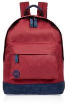 River Island Red Mi-pac Contrast Backpack