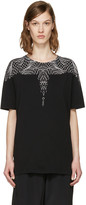 Marcelo Burlon County of Milan Black Mercedes T-shirt
