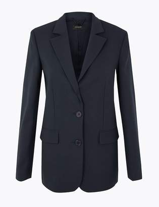 Wool Blend Single Breasted Blazer by Marks and Spencer, available on shopstyle.com for $175 Kate Middleton Outerwear SIMILAR PRODUCT