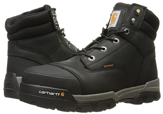 dfae5a4ced1 6 Ground Force Waterproof Composite Toe Work Boot
