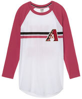 PINK Arizona Diamondbacks Bling Perfect Baseball Tee
