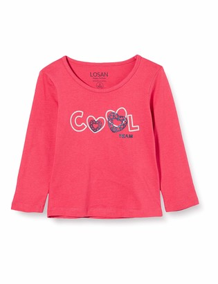 Losan Girl's 016-1081al Long Sleeve T-Shirt