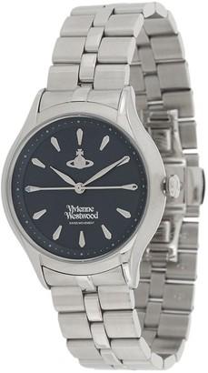Vivienne Westwood The Savile quartz watch