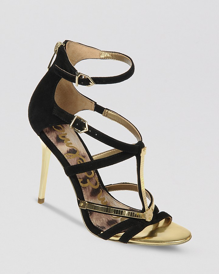 Sam Edelman Evening Sandals - Alena High Heel