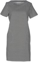 Brebis Noir Short dresses - Item 34678456