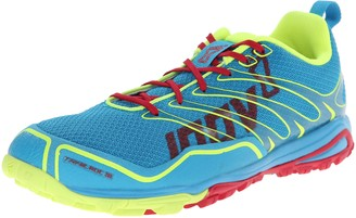 Inov-8 Women's Trailroc 255 Blue/Pink/Yellow-W 8 W US
