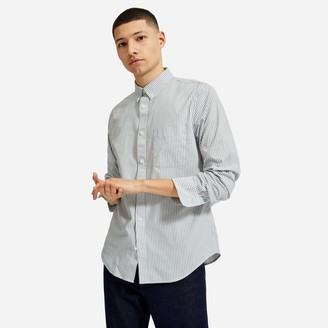 Everlane The Slim Fit Performance Air Oxford Long-Sleeve Shirt
