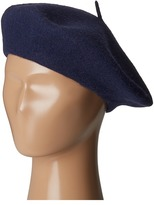 San Diego Hat Company WFB2006 Wool Felt Beret Berets