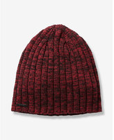 Express ribbed beanie