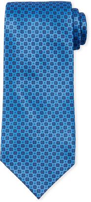 Stefano Ricci Men's Multi-Print Silk Tie