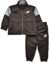 Nike Air Baby Boy Poly Full Zip Tracksuit