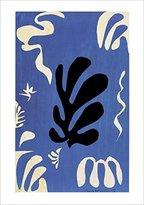 Matisse 1art1 Posters: Henri Poster Art Print - Composition Fond Bleu (39 x 28 inches)