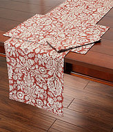 Southern Living Harland Floral Cotton Table Linens