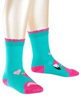 Falke Girl's Flamingo Socks,6-8.5