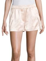 3.1 Phillip Lim Western Embellished Shorts