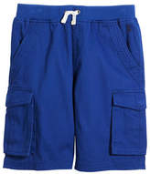 Joules Bob Cotton Cargo Shorts, Size 3-6