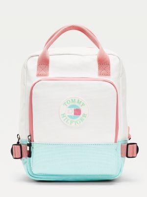 Tommy Hilfiger Kids' Canvas Backpack