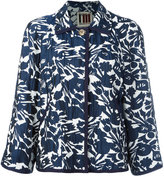 I'M Isola Marras floral print jacket - women - Polyester/Spandex/Elastane/Acetate/Viscose - 42