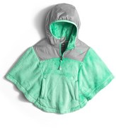 The North Face Toddler Girl's 'Oso' Fleece Poncho