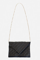 Fashion to Figure Marcus Studded Convertible Clutch