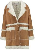 Missguided Winter coat camel