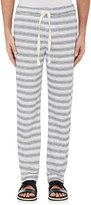 Lemlem MEN'S STRIPED GAUZE PANTS