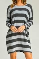 Cherish Oversized Long Sleeve Dress
