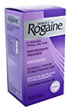 Rogaine Womens Regrowth 2% Unscented 1 Month (3 Pack)
