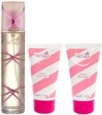 Pink Sugar Candy Dream 3-Piece Set