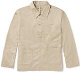 Nigel Cabourn - Half-placket Cotton-twill Overshirt