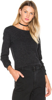 James Perse Thermal Crew Neck Sweater