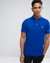 Psycho Bunny Polo Shirt In Blue