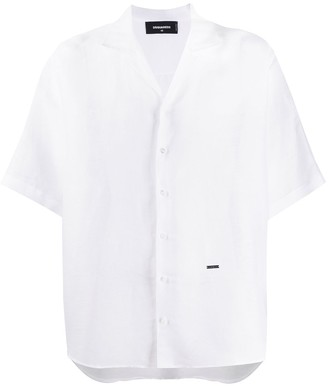 DSQUARED2 Classic Plain Shirt