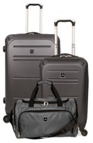 Tag Tag Vector II 3-Piece Hardside Luggage Set, Created for Macy's